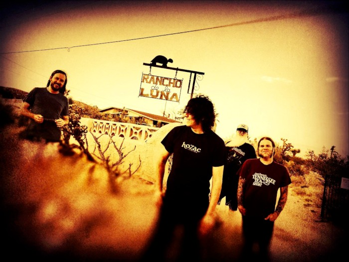 earthless at rancho de la luna.