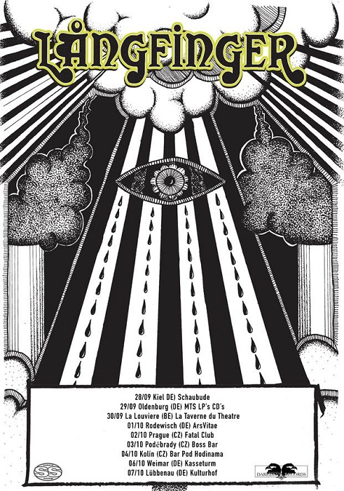 langfinger tour poster