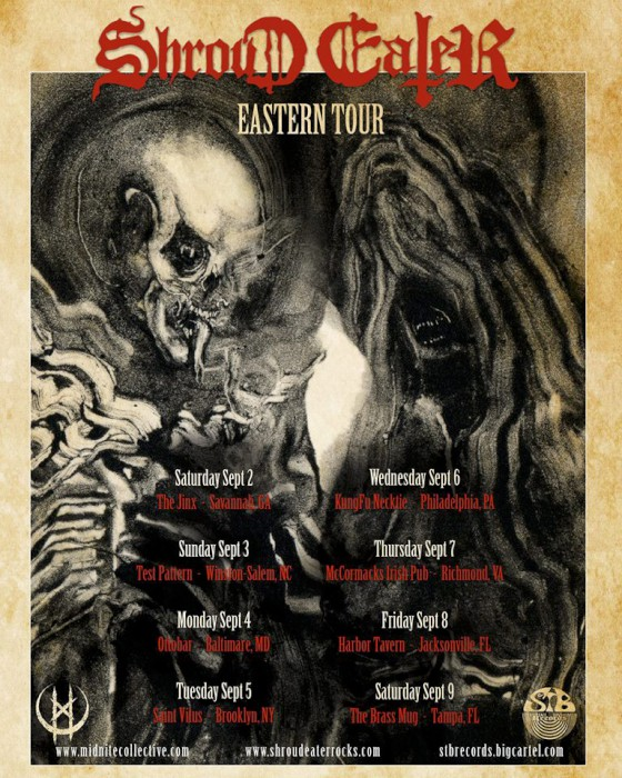 shroud eater tour
