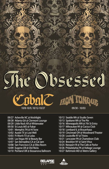 the obsessed tour