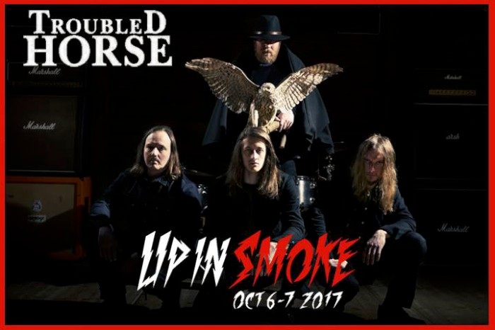 up in smoke 2017 troubled horse