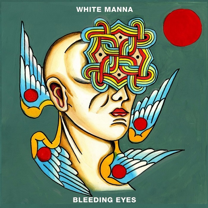 white manna bleeding eyes