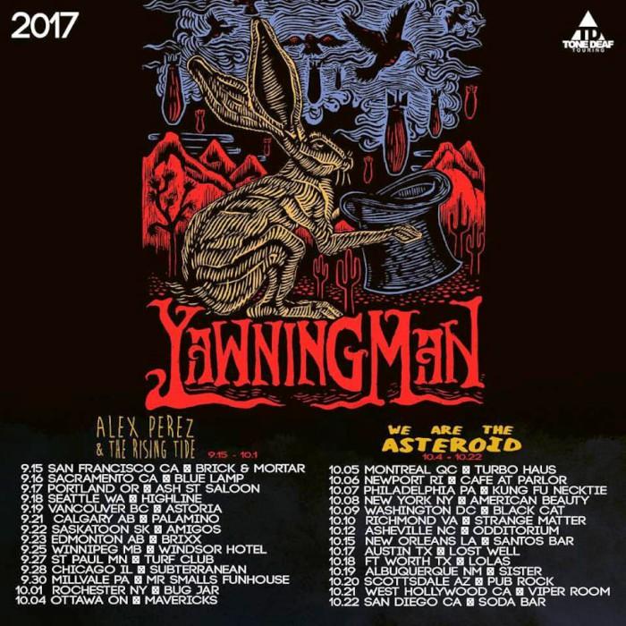yawning-man-tour-poster