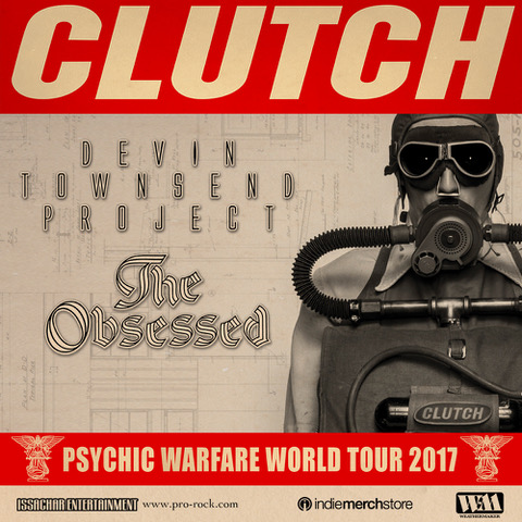 clutch winter tour