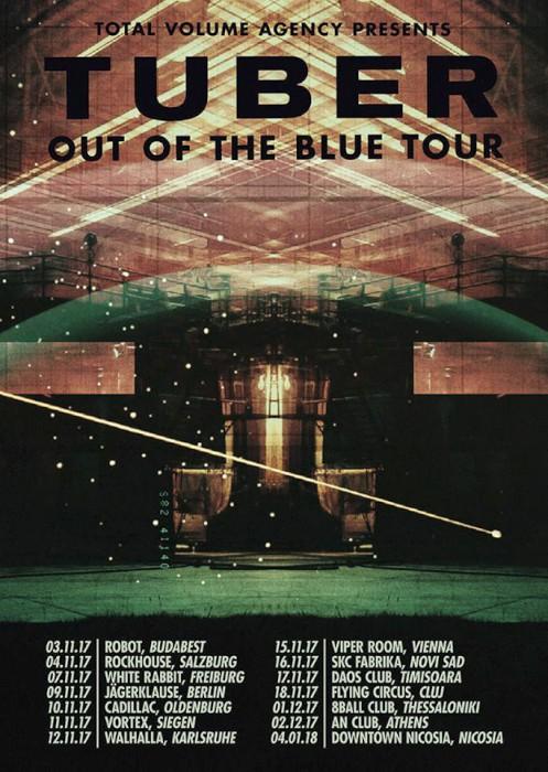 tuber euro tour