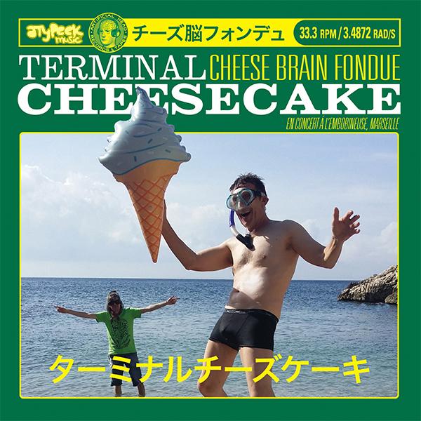 terminal cheesecake cheese brain fondue