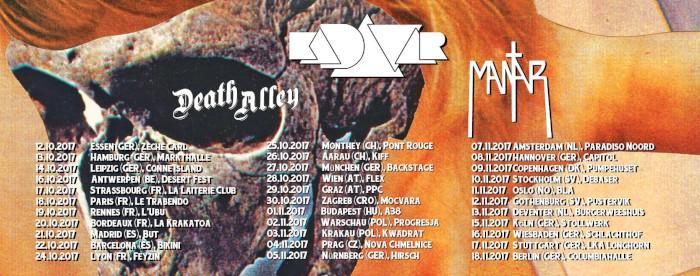 kadavar tour dates