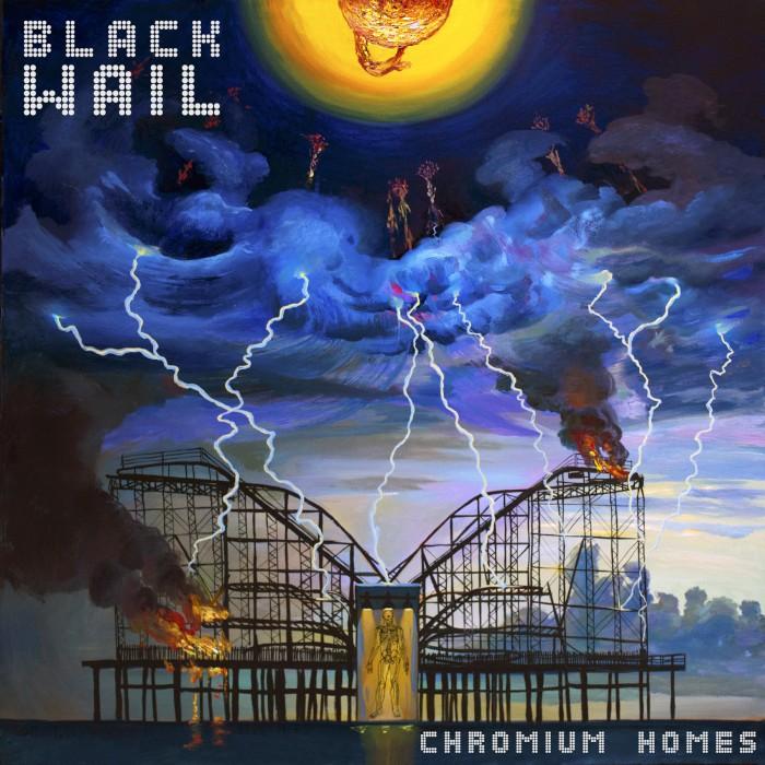 black wail chromium homes