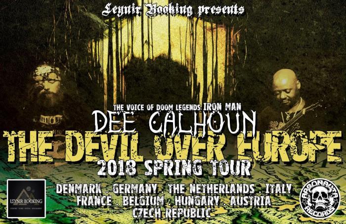 dee calhoun tour teaser