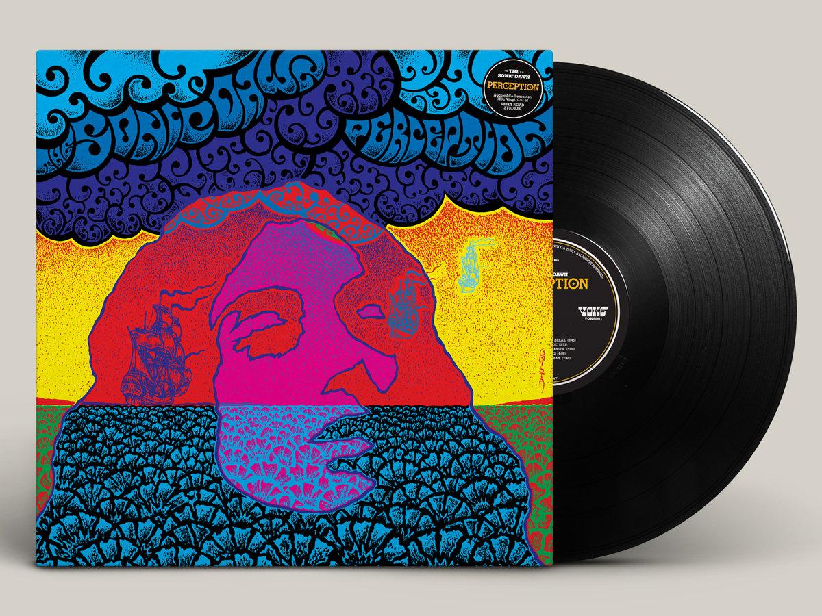 the sonic dawn perception vinyl