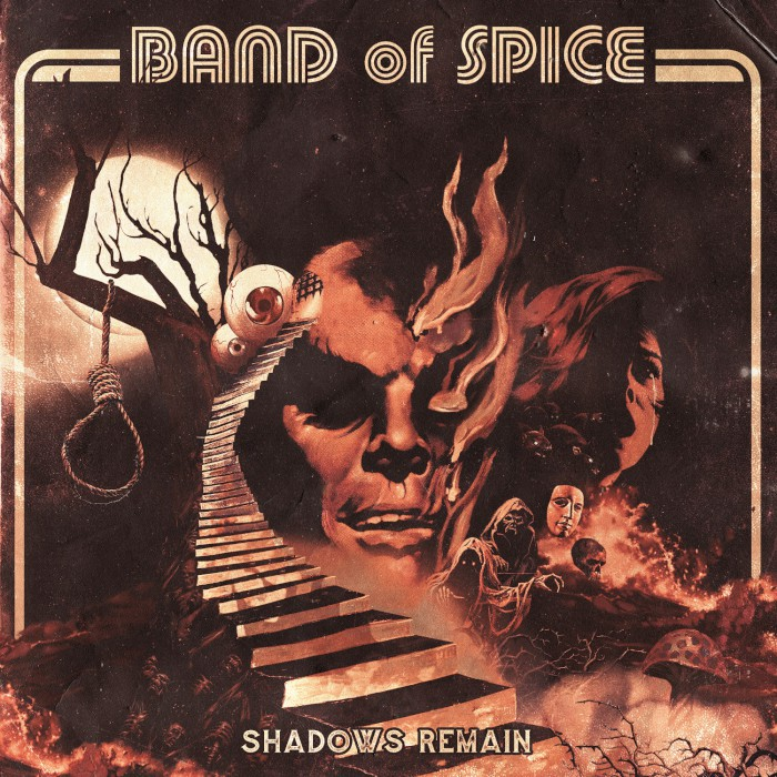 band of spice shadows remain