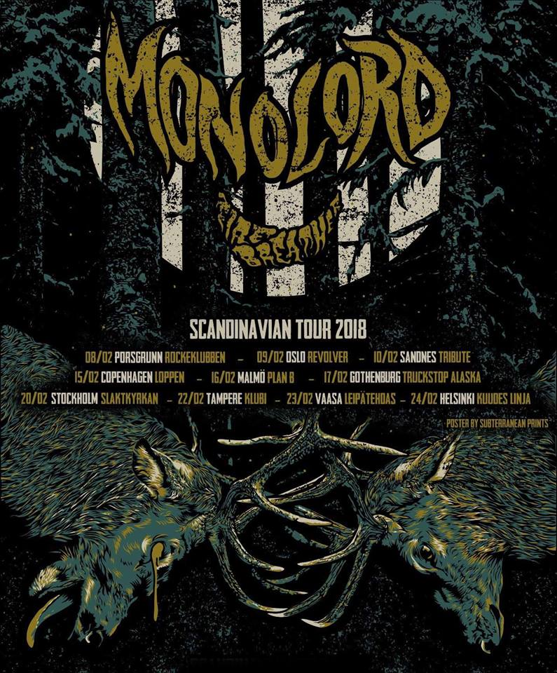 firebreather monolord tour