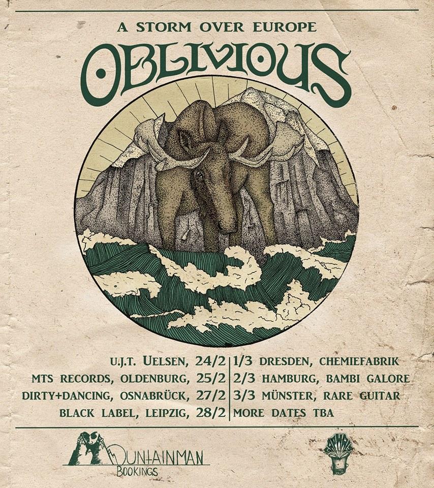oblivious tour