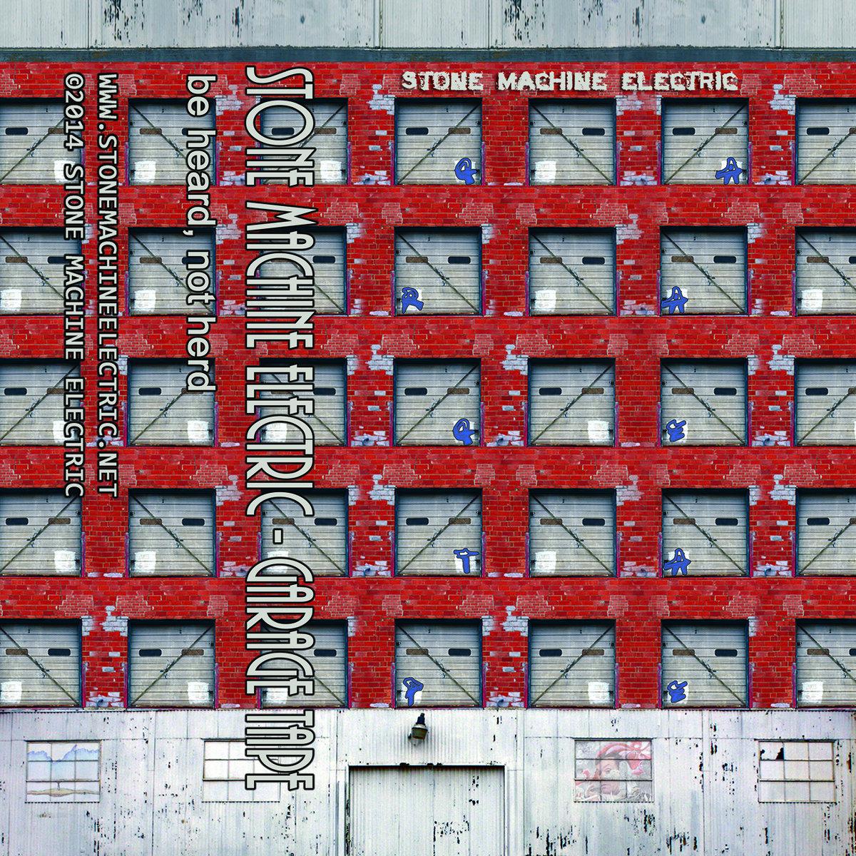 stone machine electric garage tape