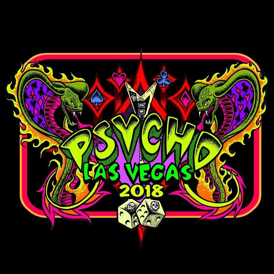 Psycho Las Vegas 2018 logo