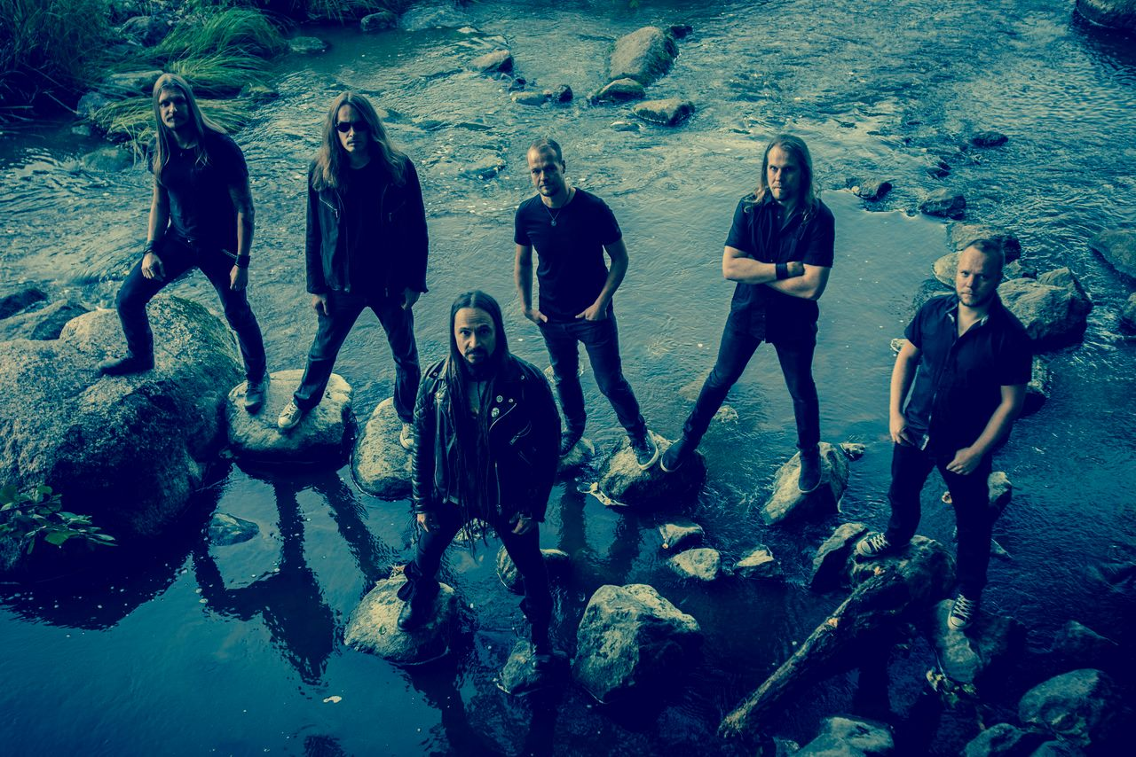 amorphis (Photo by Ville Juurikkala)