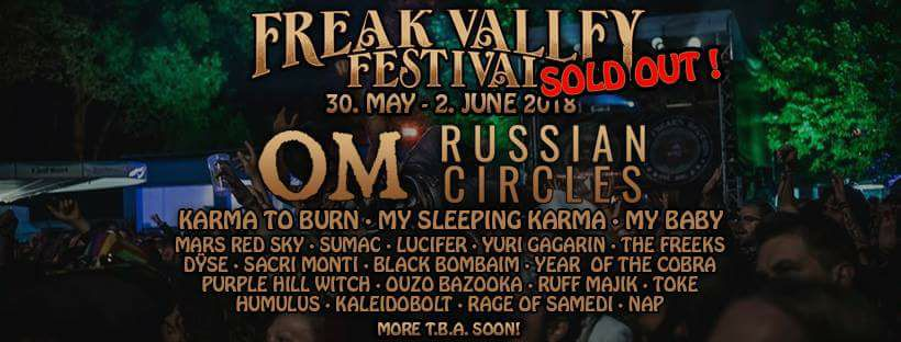 freak valley 2018