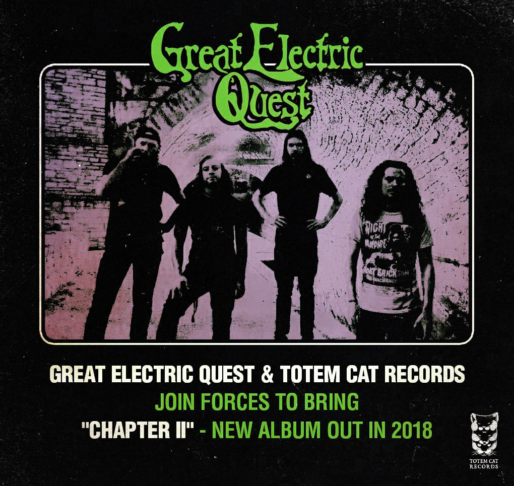 great electric quest totem cat records