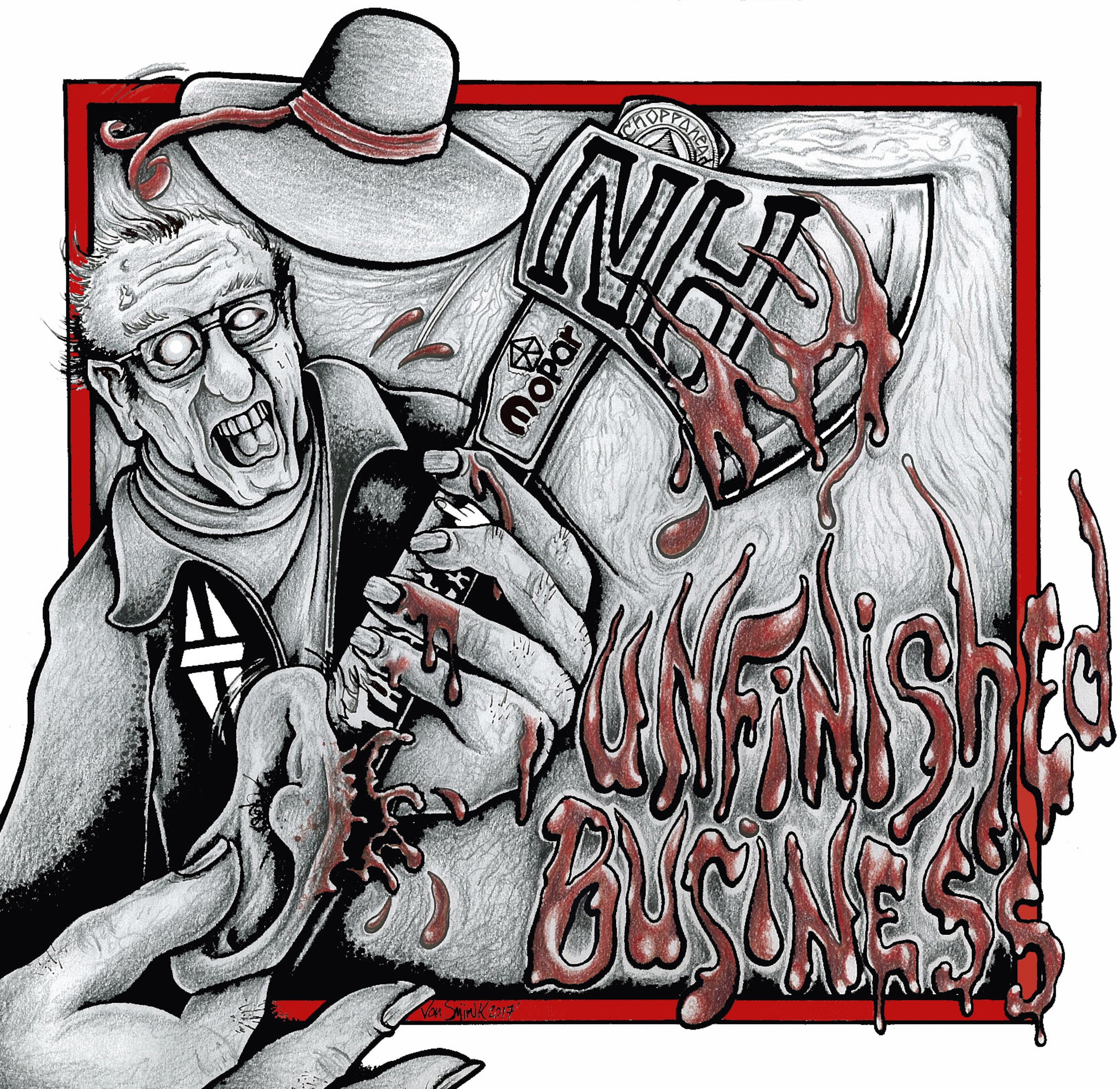 Scissorfight - Unfinished Business