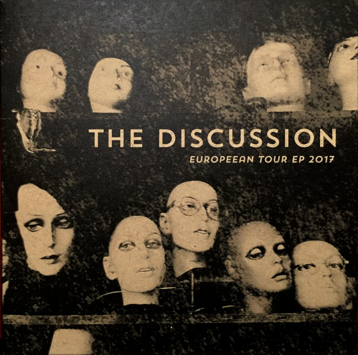 The Discussion European Tour Ep 2017