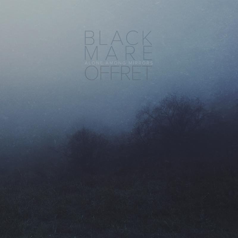 black mare offret alone among mirrors