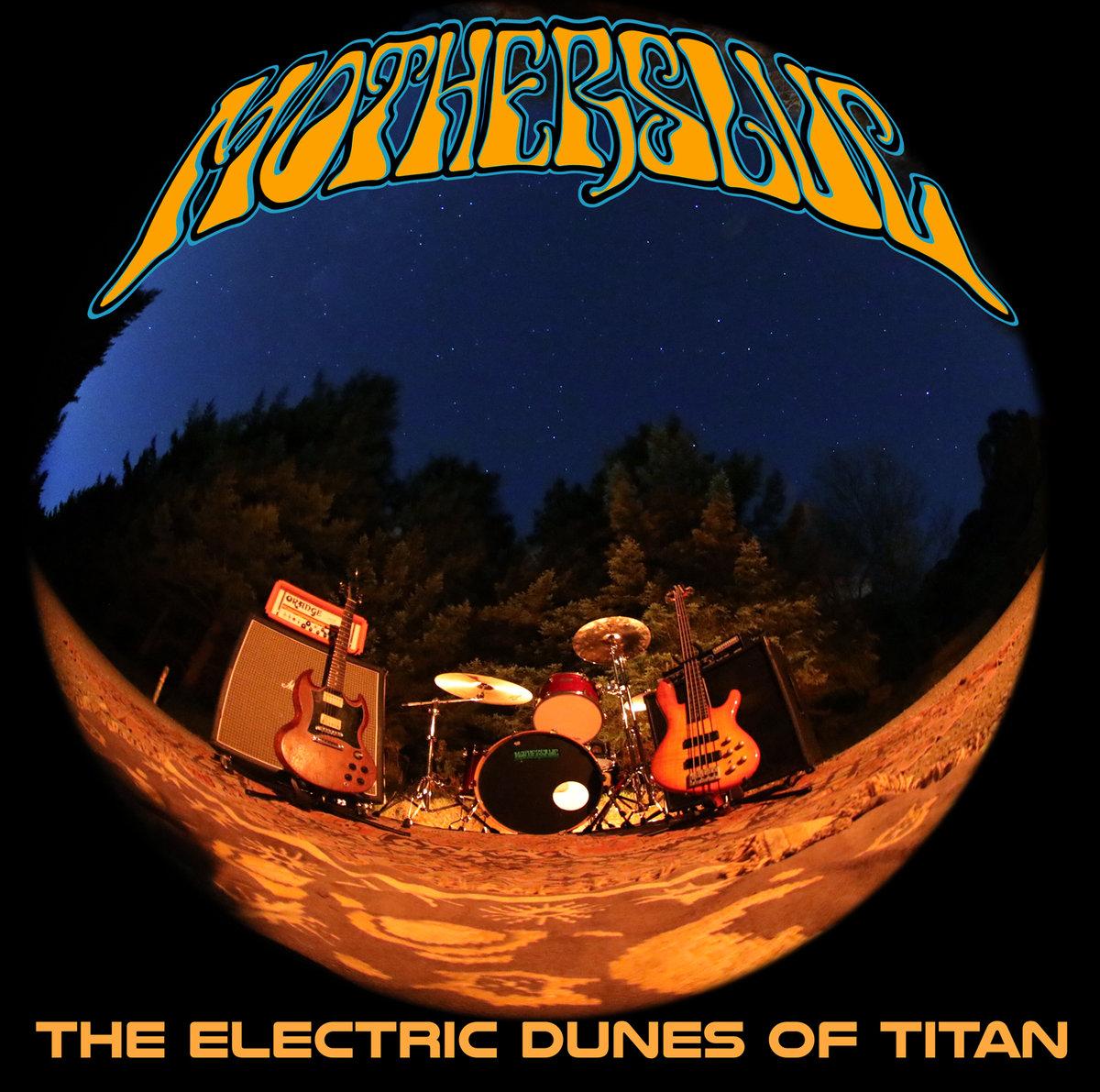 motherslug the electric dunes of titan