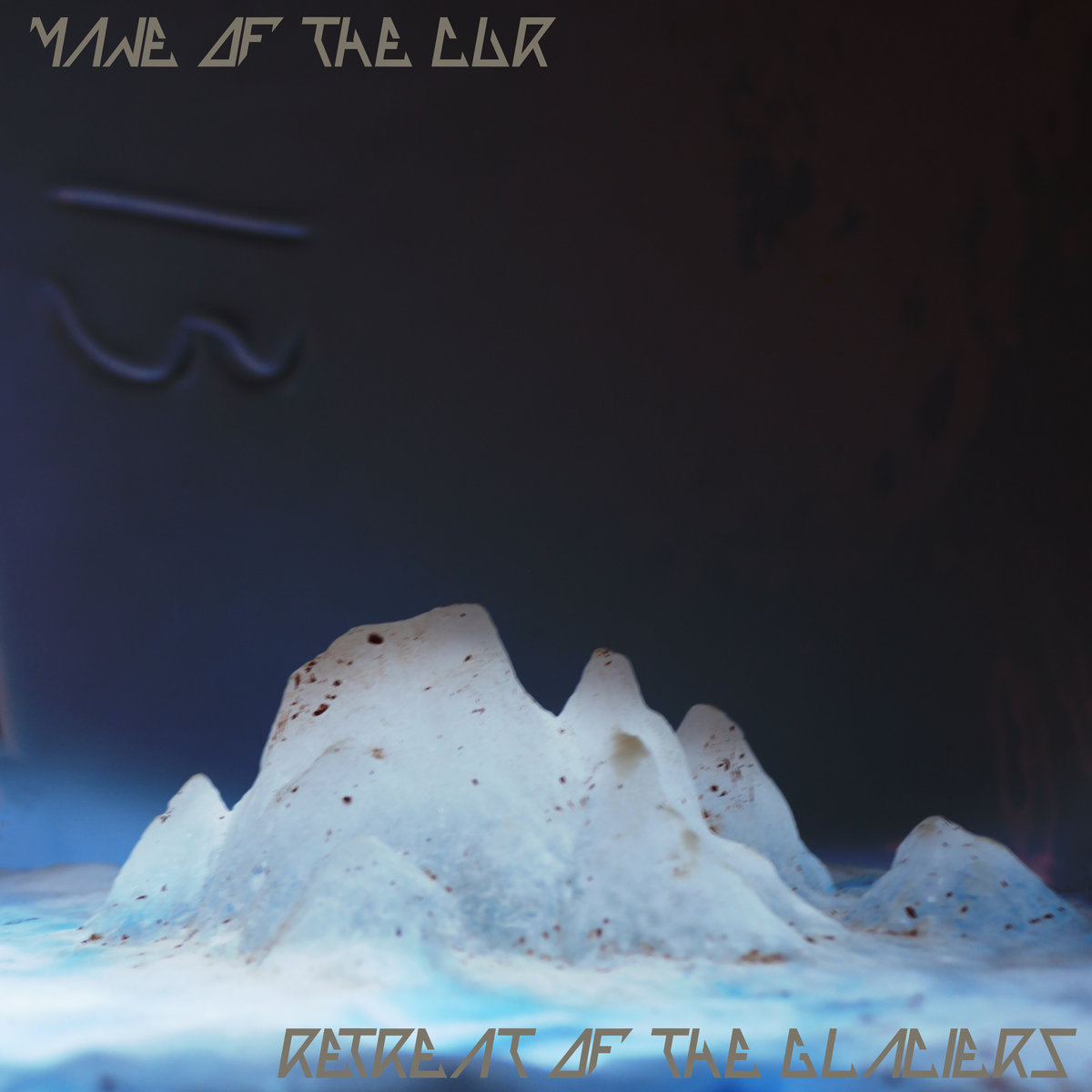 Mane of the Cur Retreat of the Glaciers