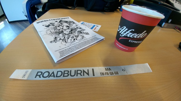roadburn 2018 issue and pass