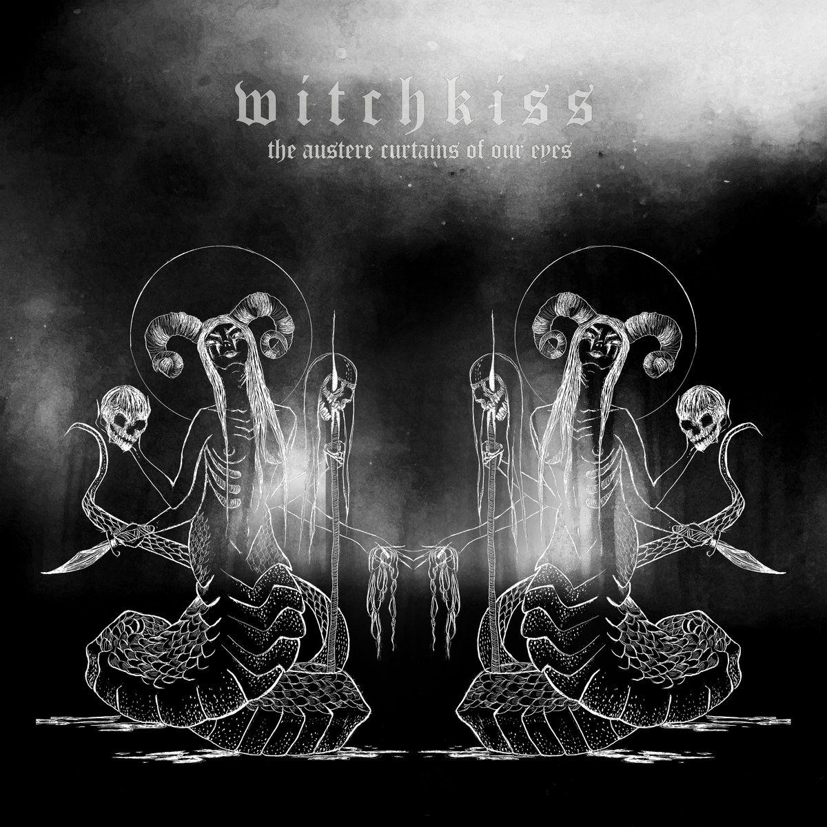 witchkiss the austere curtains of our eyes