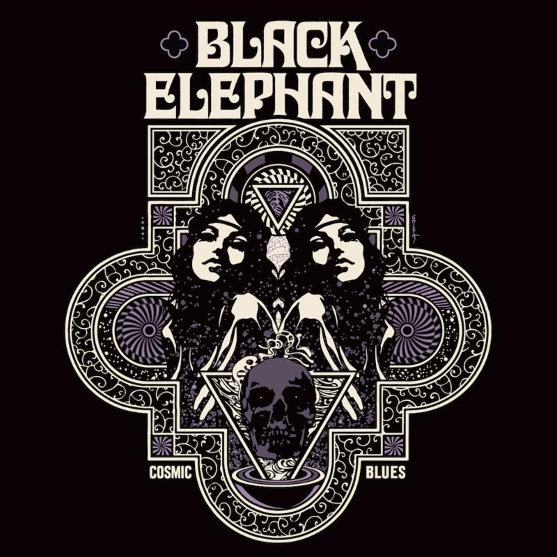 black elephant cosmic blues