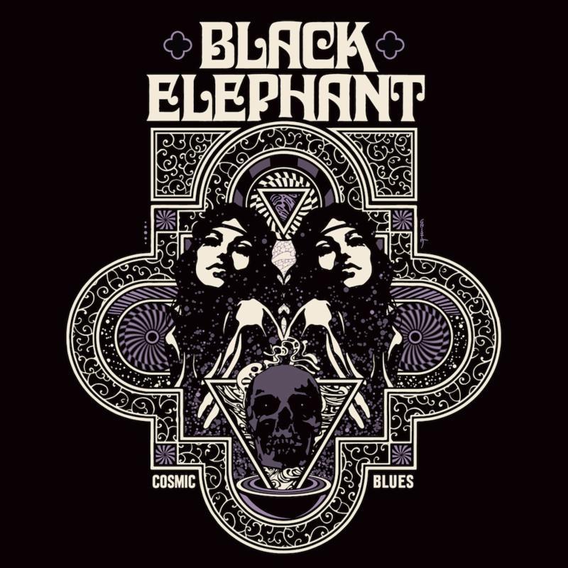 black elephant cosmic blues