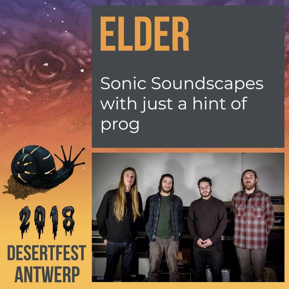 desertfest belgium 2018 elder