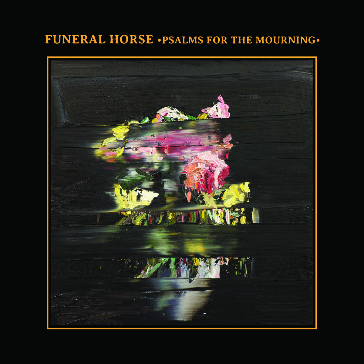 funeral horse psalms for the mourning