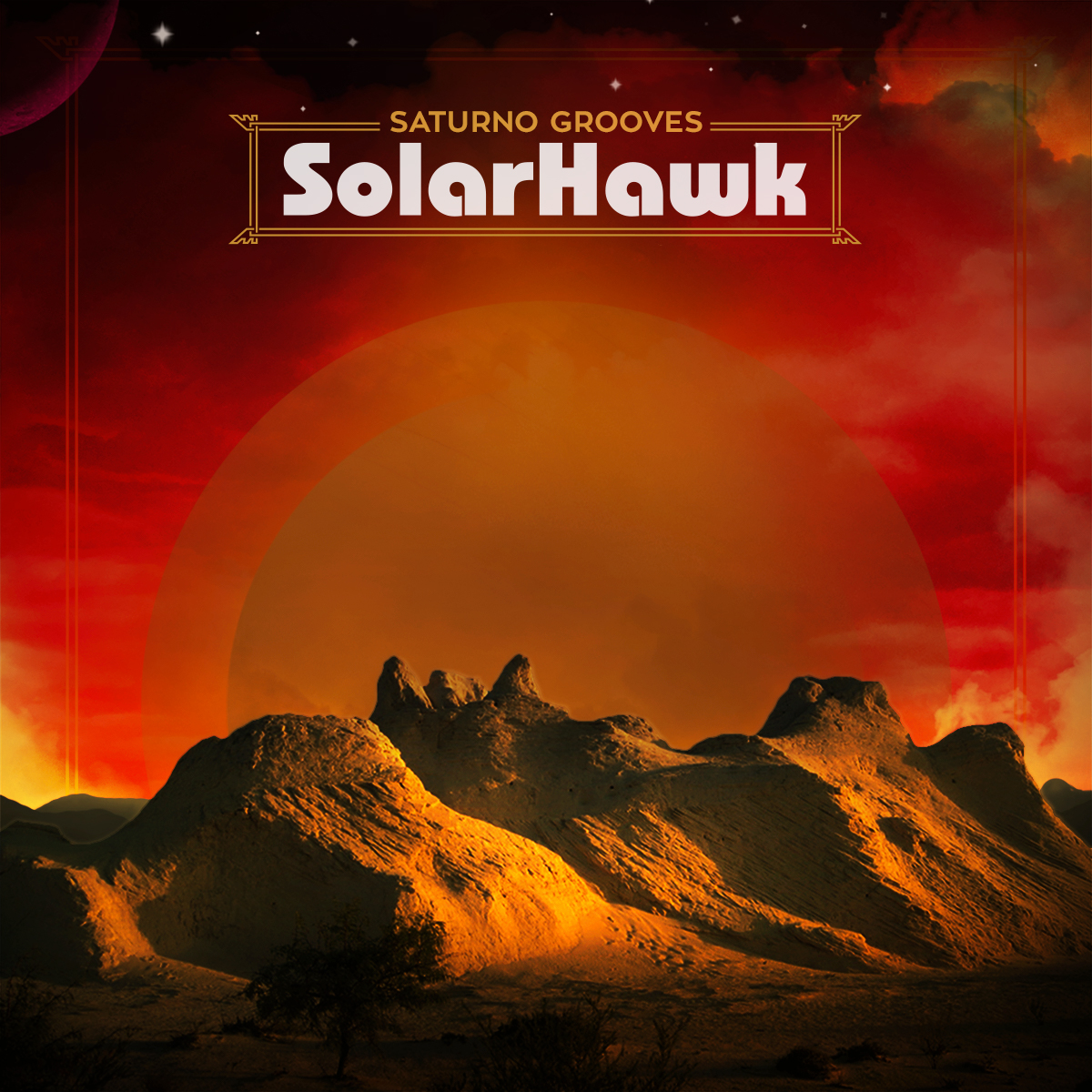 saturno grooves solar hawk