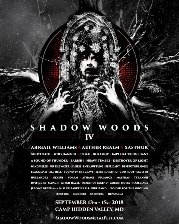 shadow woods iv poster