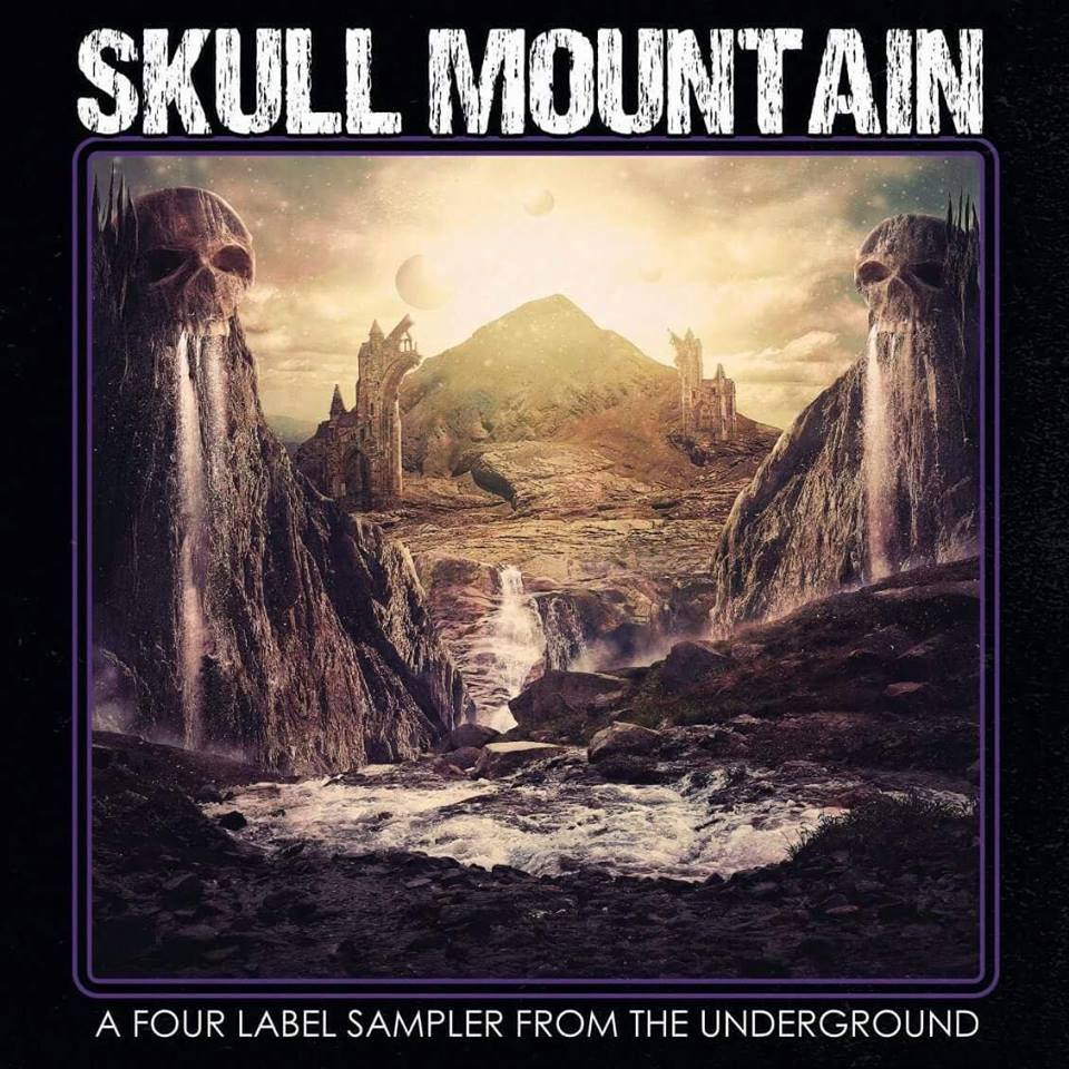 skull mountain cover