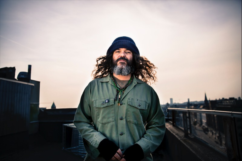 brant bjork (Photo Aija Svensson)