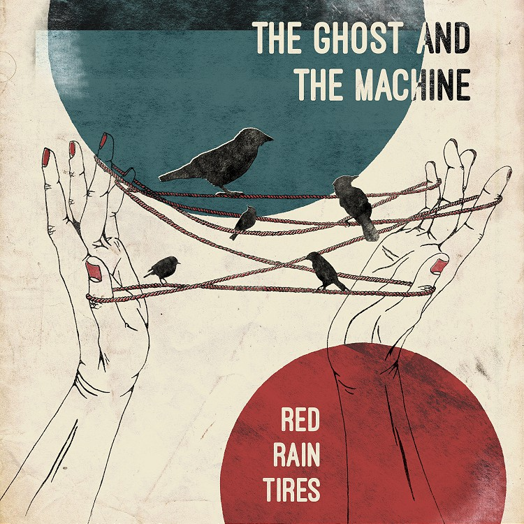 the ghost and the machine red rain tires