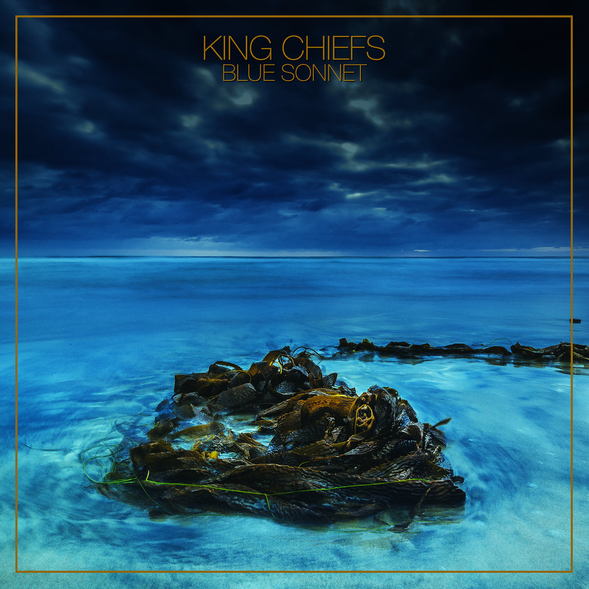 King Chiefs Blue Sonnet