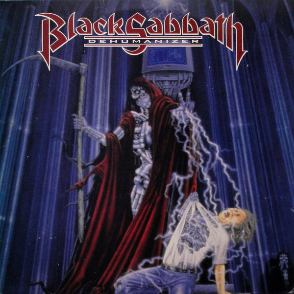 black sabbath dehumanizer
