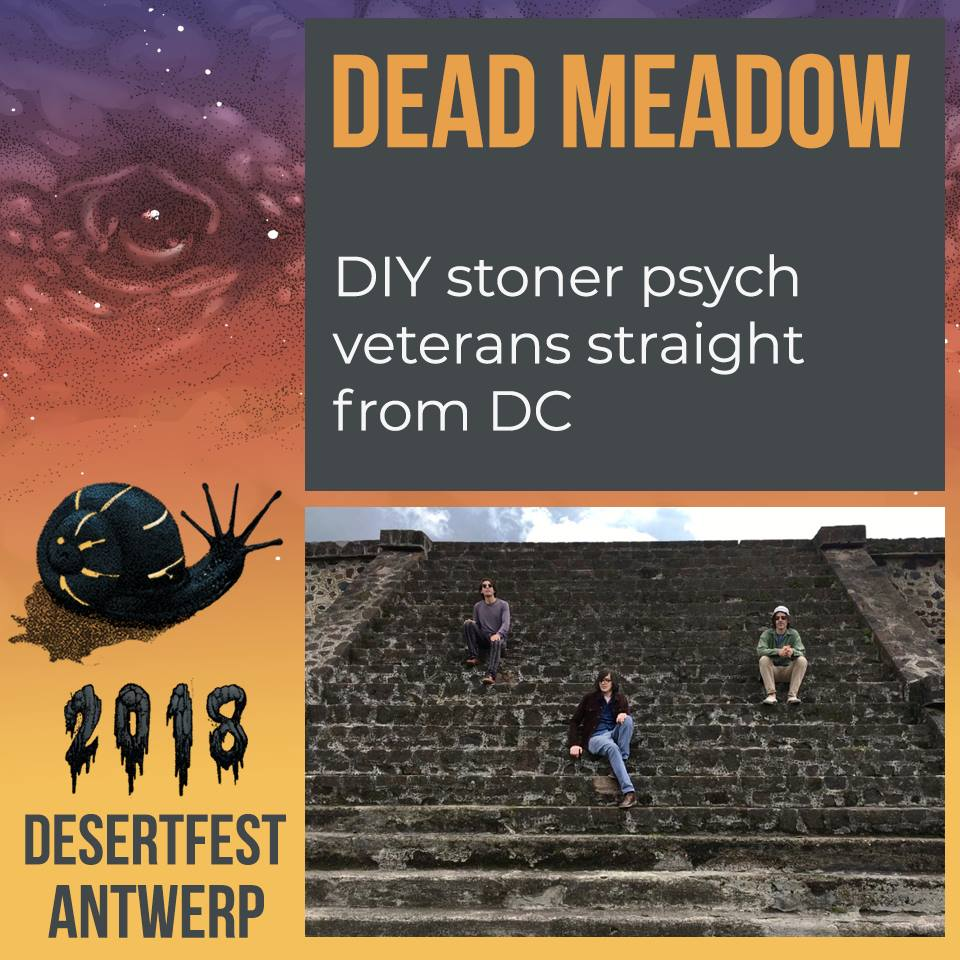 desertfest belgium 2018 dead meadow