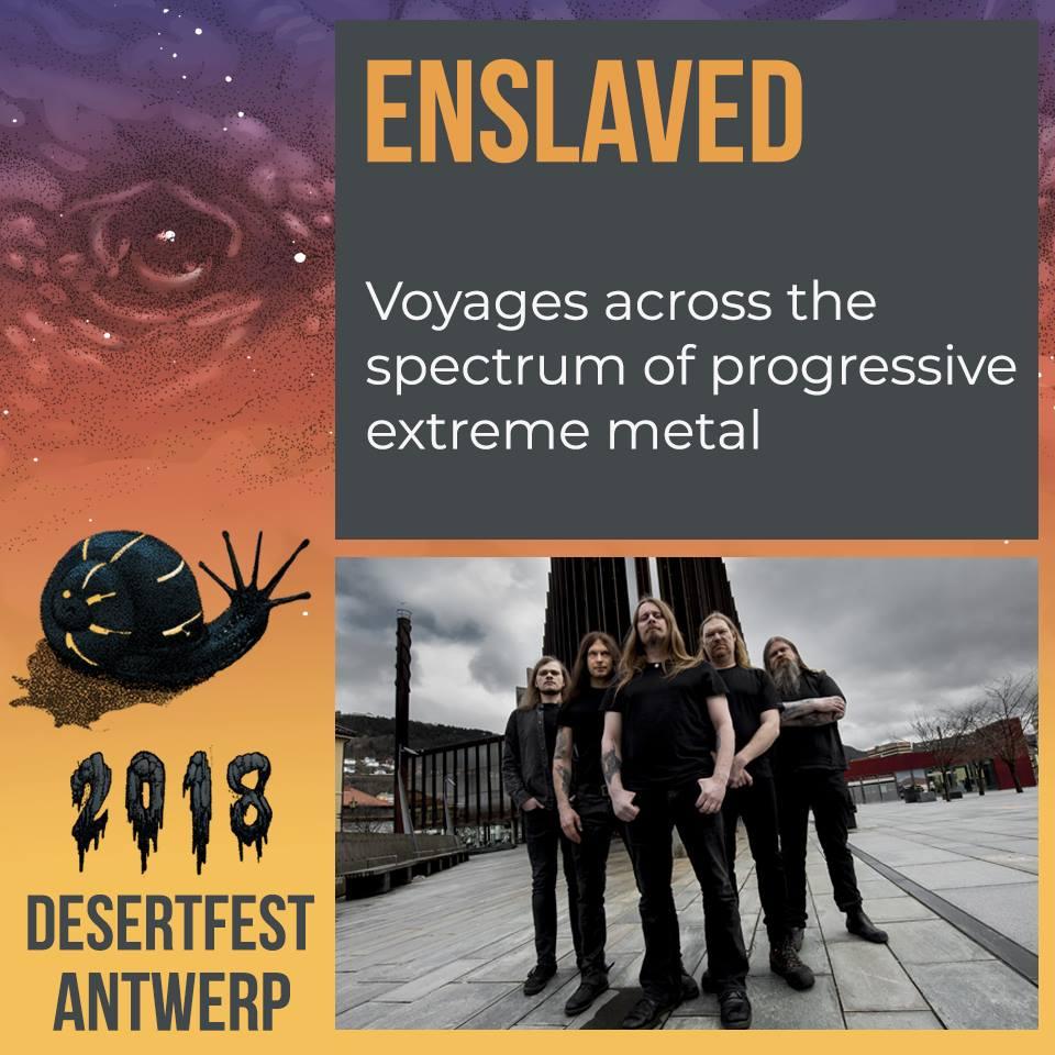 desertfest belgium 2018 enslaved