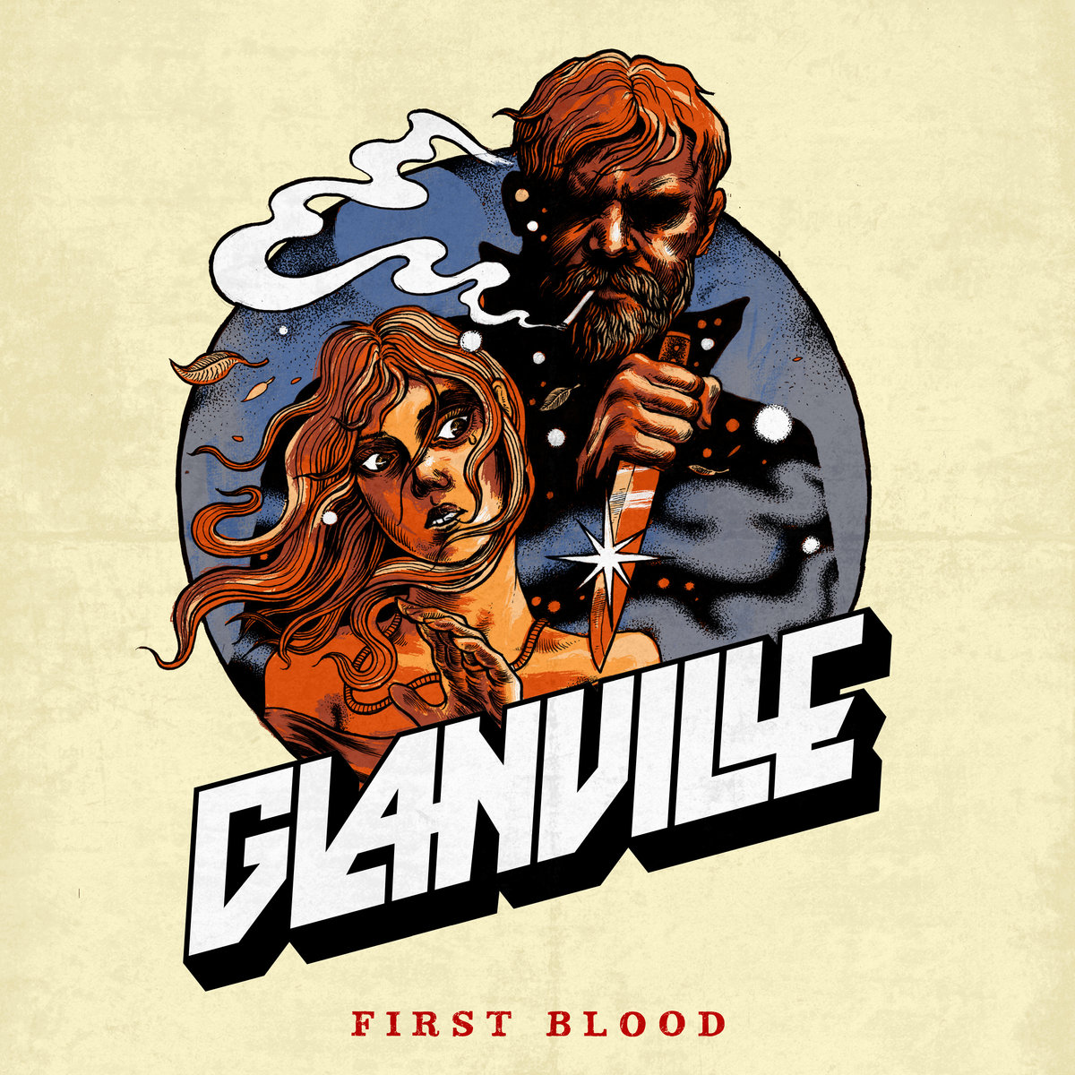 glanville first blood