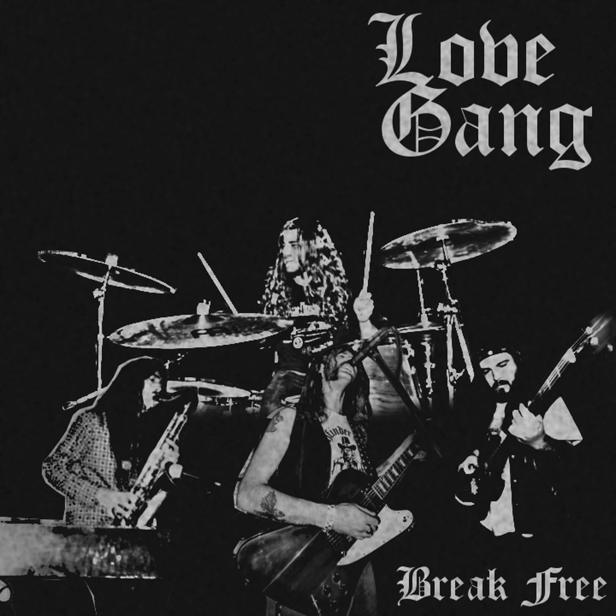 love gang break free