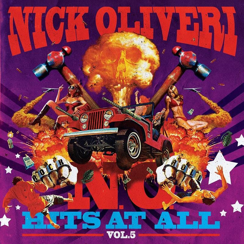 nick oliveri no hits at all vol 5