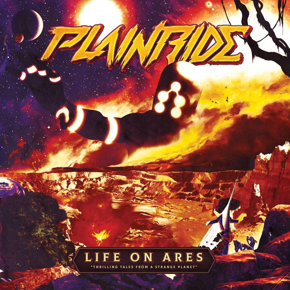 plainride life on ares