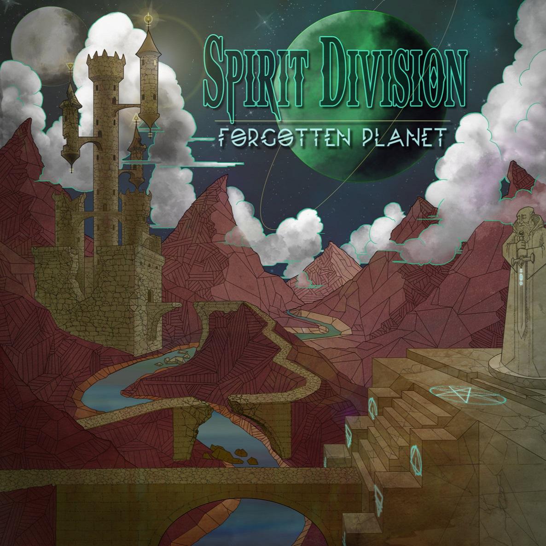 spirit division forgotten planet