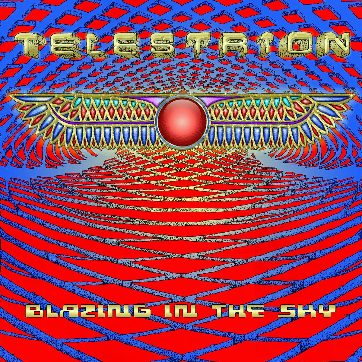 telestrion blazing in the sky