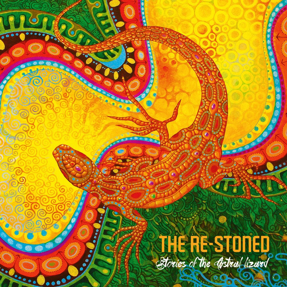 the re-stonEd stories of the astral lizard