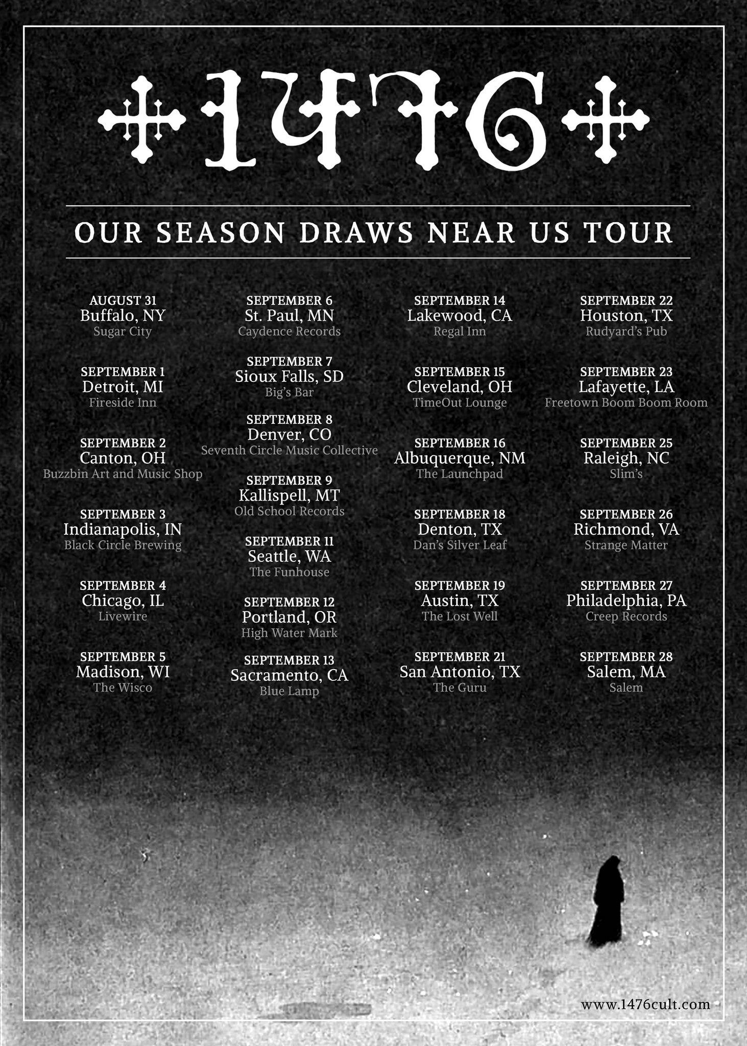 1476 tour
